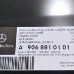A9068810101 MB W906 Sprinter vasak esitiib (1)