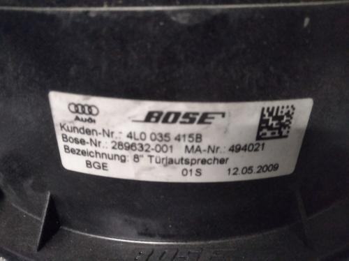4F0035415B 4L0035415B Audi kõlar (4)
